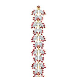 Brazalete Jean Schlumberger Conique de la colección de Navidad de Tiffany & Co.