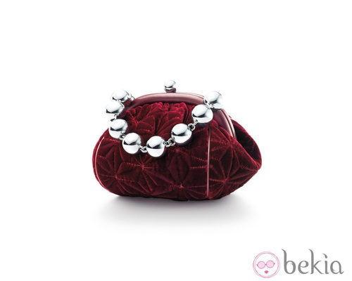 Bolso Bracelet Bag de la colección de Navidad de Tiffany & Co.