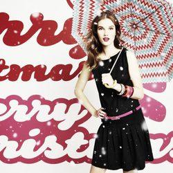 Blanco lanza una colección femenina para esta navidades 2011