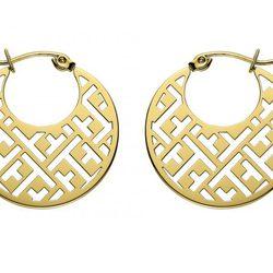 Pendientes de la colección especial Navidad 2011/2012 de Tommy Hilfiger Jewelry