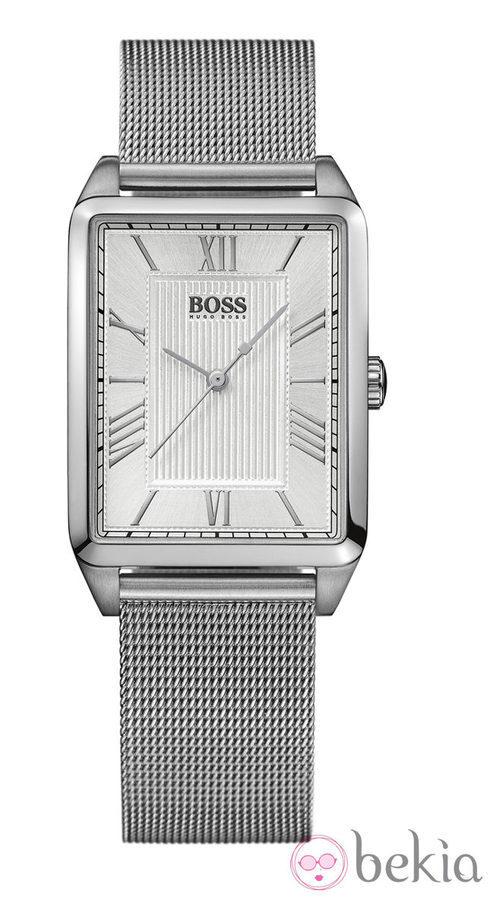 Reloj gris para mujer de Boss Watches