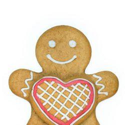 Decora tus galletas de Jengibre