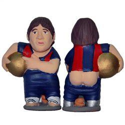 Caganer de Messi