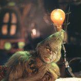 El malvado y simpático Grinch quiere robar la Navidad