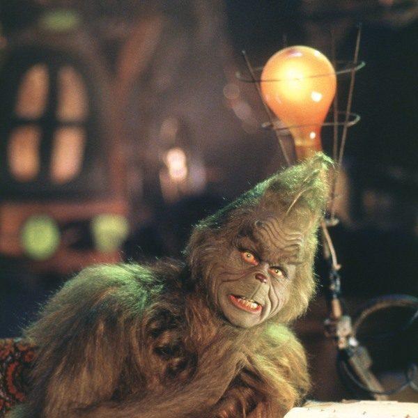 El Grinch detesta la Navidad