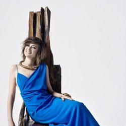 Sandra Barneda felicita la Navidad 2012 con Maybelline NY