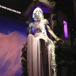 La Princesa Disney Rapunzel vestida de Jenny Packham