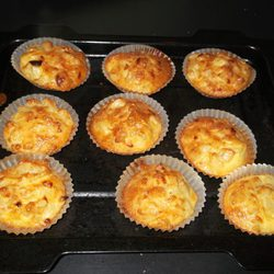 Muffins de tortilla de patata