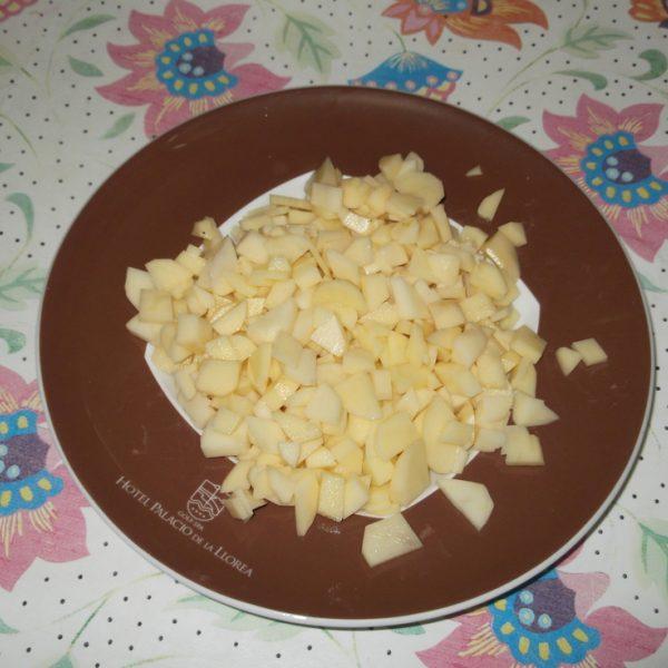 Receta de muffins de tortilla de patata paso a paso