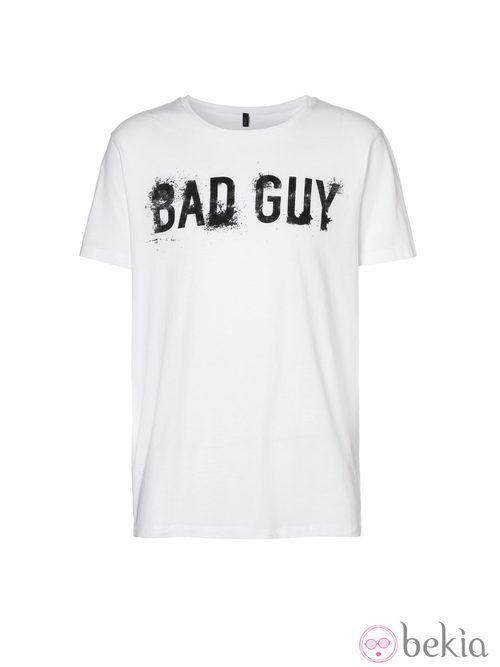 Camiseta de algodón de la colección Navidad 2013 de Benetton