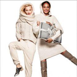 Jerséis de punto de la nueva campaña navideña 2014 de H&M