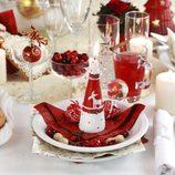 Decora tu mesa de Navidad paso a paso