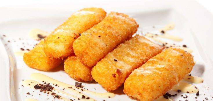 La leche frita es un postre muy tradicional