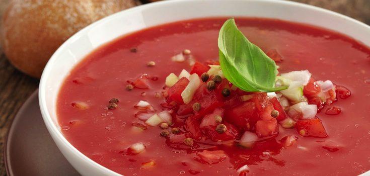 ¿Cómo preparar gazpacho?