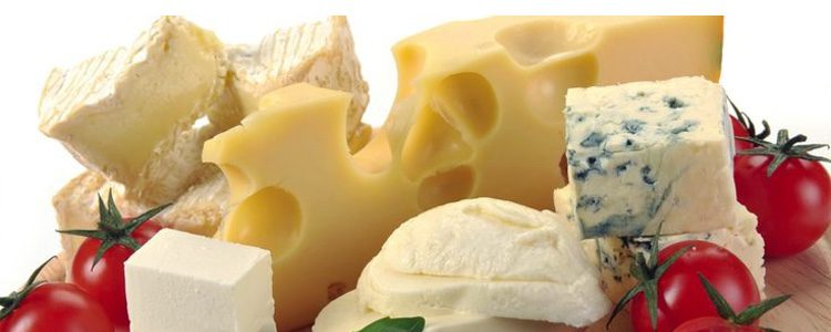 Busca el equilibrio entre quesos fuertes y quesos suaves
