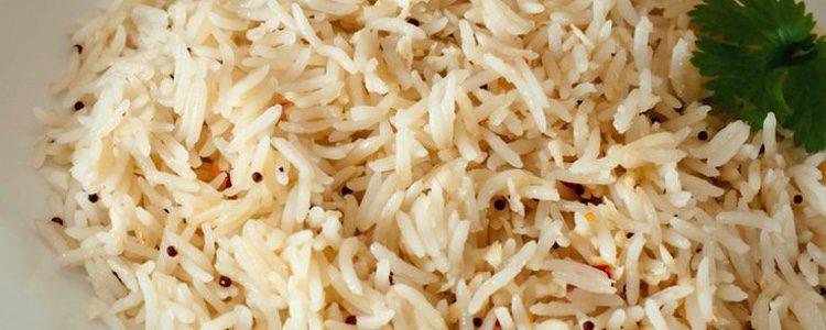 Es fundamental encontrar el punto exacto del arroz