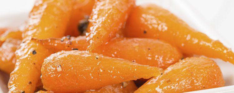 Las zanahorias, unas de las claves de esta receta