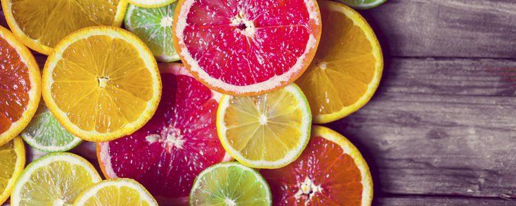 Los cítricos aportarán un toque de frescor a tu plato