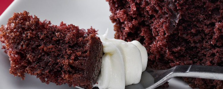 Cupcakes Red Velvet especiales para Navidad
